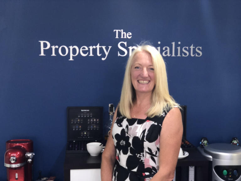 Sue Hall, Lettings Specialists
